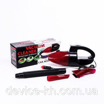 Пылесос для авто CAR VACUM CLEANER, автомобильный пылесос, моющий пылесос для машины