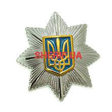 Кокарда Национальной полиции Украины (04) 11309