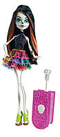 Кукла Скелита Париж Город Страхов (Monster High Travel Scaris Skelita Calaveras Doll), фото 1