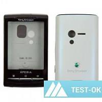 Корпус Sony Ericsson Xperia X10 mini E10i|Оригинал|Белый