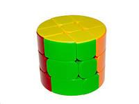 Кубик циліндр, кольоровий, в коробці