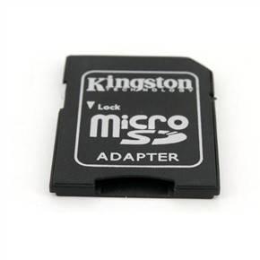 Переходник картридер SD Card - micro sd KINGSTON, фото 2