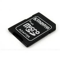 Переходник картридер SD Card - micro sd KINGSTON, фото 3