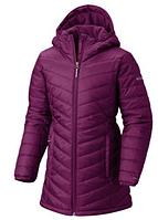 Пальто зимнее на девочку Columbia Omni-Heat, фото 1