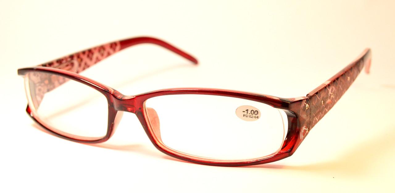 Очки женские для зрения  (8365 б)