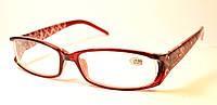 Очки женские для зрения  (8365 бордо -), фото 1
