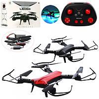 Квадрокоптер L6060 р/управляемый Sky Drone, 2,4GHz, аккумулятор