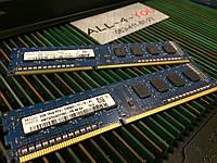 Оперативна пам`ять HYNIX DDR3 2GB  PC3 12800U 1600mHz Intel/AMD