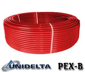Труба для теплої підлоги Unidelta PEX-B 16х2 з кисневим бар'єром