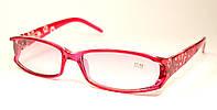 Женские очки с тонированной линзой (8365 тон кр), фото 1
