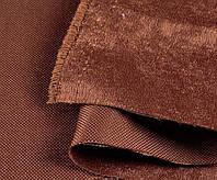 Блекаут Лен софт коричневый (двухсторонняя)