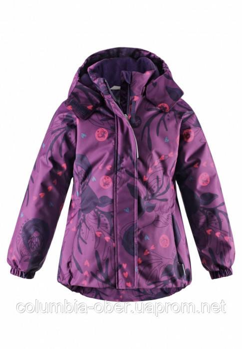 Зимняя куртка для девочек Lassie 721734-5581. Размеры 98 и 104.