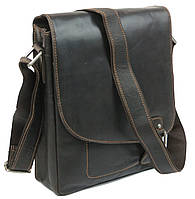 Мужская сумка из кожи GREENWOOD S836, 6 л
