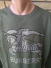Свитер, батник унисекс брендовый большие размеры JUST CASTA, Турция, фото 3