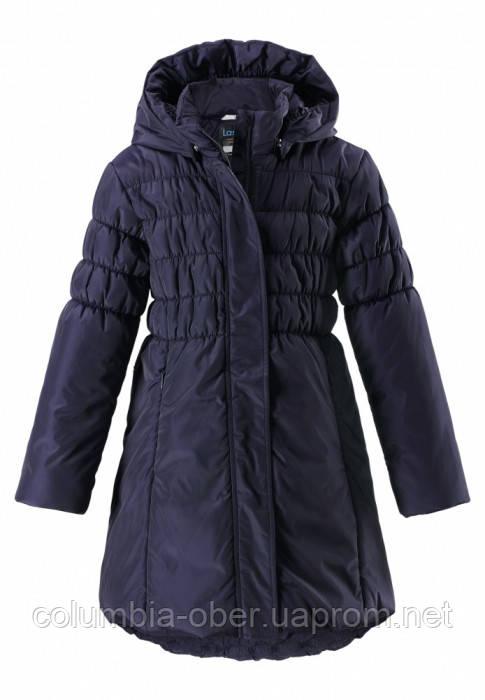 Зимнее пальто для девочки Lassie 721738-6950. Размеры 104 и 110.