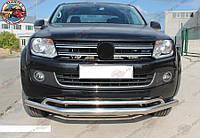 Volkswagen Amarok 2010-2016 Кенгурятник Передняя защита