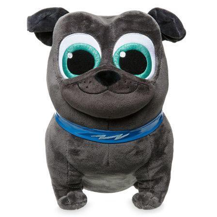 Disney Мягкая игрушка собака Бинго - Дружные Мопсы