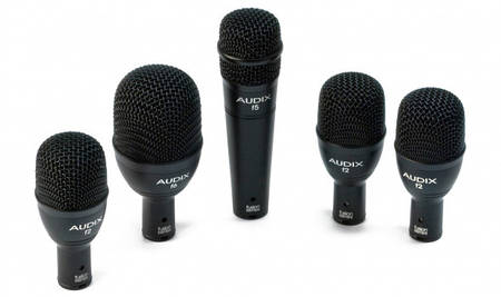 Набор микрофонов для барабнов Audix FP5