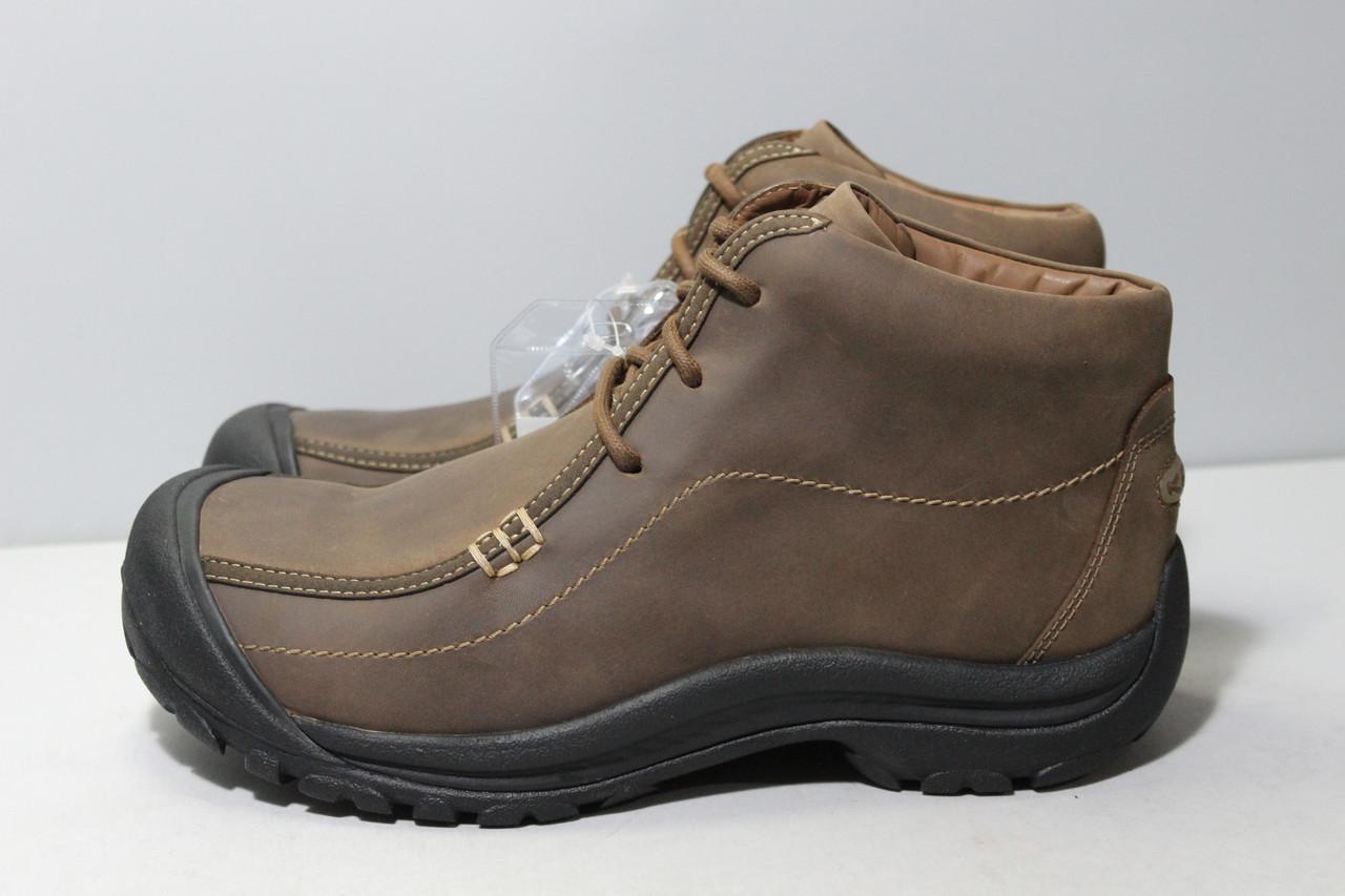 Мужские кожаные ботинки Keen 42р.