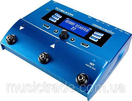 Вокальный процессор TC-Helicon VoiceLive Play