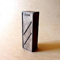 Подарочная коробка Палермо тип Г капучино
