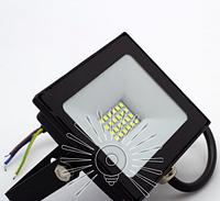 Прожектор светодиодный 20Вт 6500K IP65 1600LM, LMP9-22, чёрный, фото 1