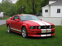 Ford Mustang 5-го поколения (2005-2014)