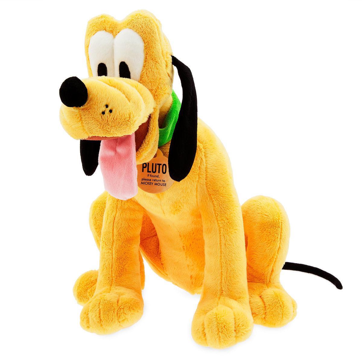 Disney Мягкая игрушка Плуто - Микки Маус и его друзья, 39 см