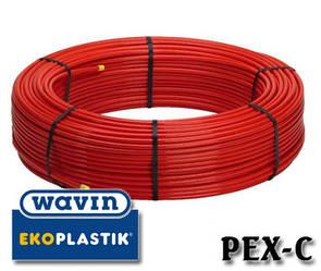 Труба для теплої підлоги Wavin Ekoplastik PEX-C 16х2