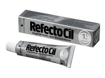 Refectocil Краска для бровей и ресниц графит №1.1, 15 мл