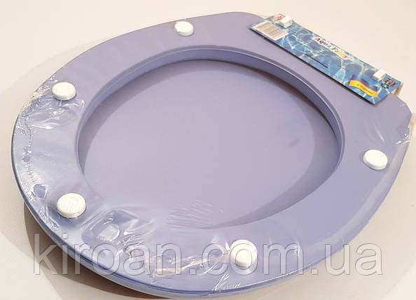 Мягкое сиденье для унитаза Aqua Fairy , фото 2