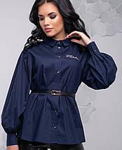Женская блузка с расширенным рукавом (2725-2729-2728-2727 svt), фото 2