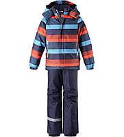 Зимний комплект для мальчика Lassie 723732-6951. Размеры 92 - 140., фото 1