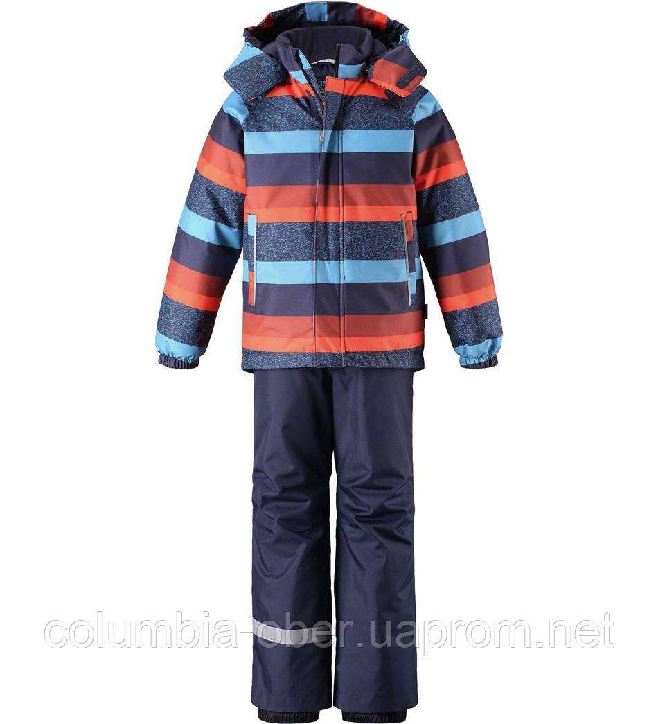 Зимний комплект для мальчика Lassie 723732-6951. Размеры 92 - 140.
