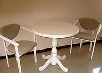 Стол круглый D80