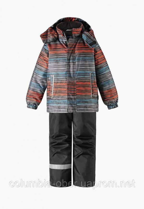 Зимний комплект для мальчика Lassie 723732-9991. Размеры 92-128.