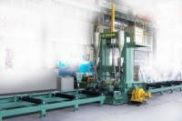 Автоматический стан ZHJ15 для производства сварных двутавровых балок