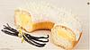 Пончик Donut с ванильной начинкой