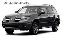 "Mitsubishi Outlander - замена галогенных линз на Bi-LED светодиодные Optima Premium Professional Series 3,0"""