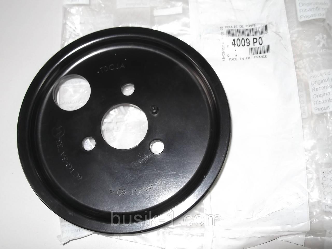 Шкив насоса гидроусилителя Ducato,Boxer,Jamper 06-г.в., фото 1