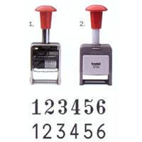 Автоматические нумератор Reiner B6K и Trodat
