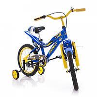 "Детский велосипед Azimut KSR Premium 18"""