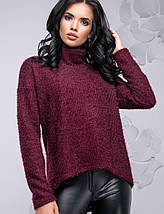 Женский свитер из ангоры-травки (2737-2730-2735-2732-2731 svt), фото 3