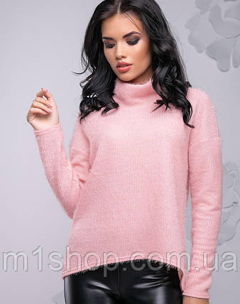 Женский свитер из ангоры-травки (2737-2730-2735-2732-2731 svt), фото 2