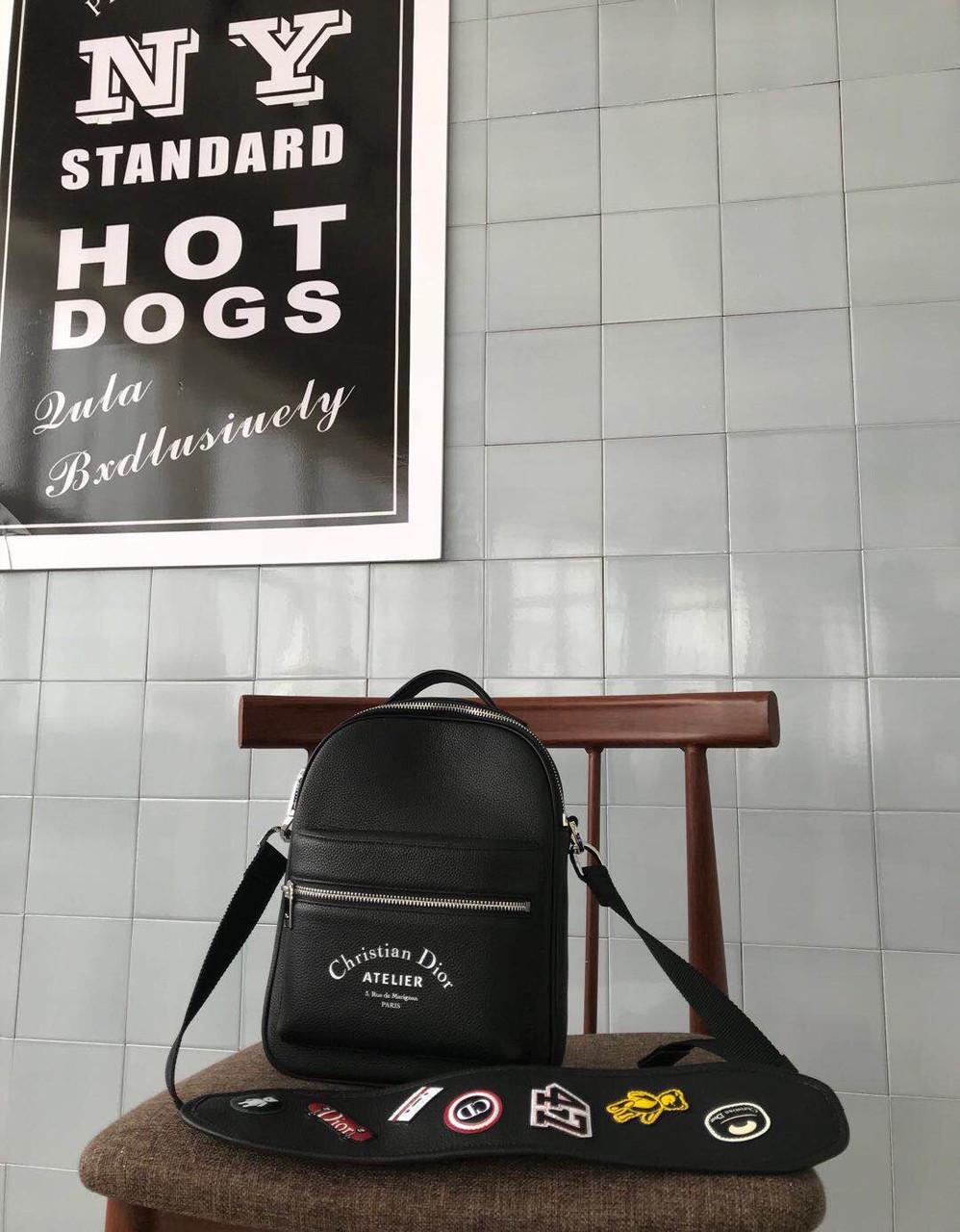 Жіночий рюкзак-сумка