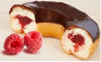 Пончик «Donut» с малиновой начинкой