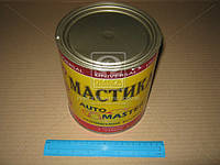 Мастика битумная (антикоррозионная) Master Bitum (банка 2,6кг)