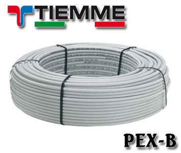 Труба для теплої підлоги Tiemme PEX-B 16х2 з кисневим бар'єром