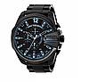 Мужские часы Diesel 10 bar с металлическим ремешком, дизель, наручные, фото 3