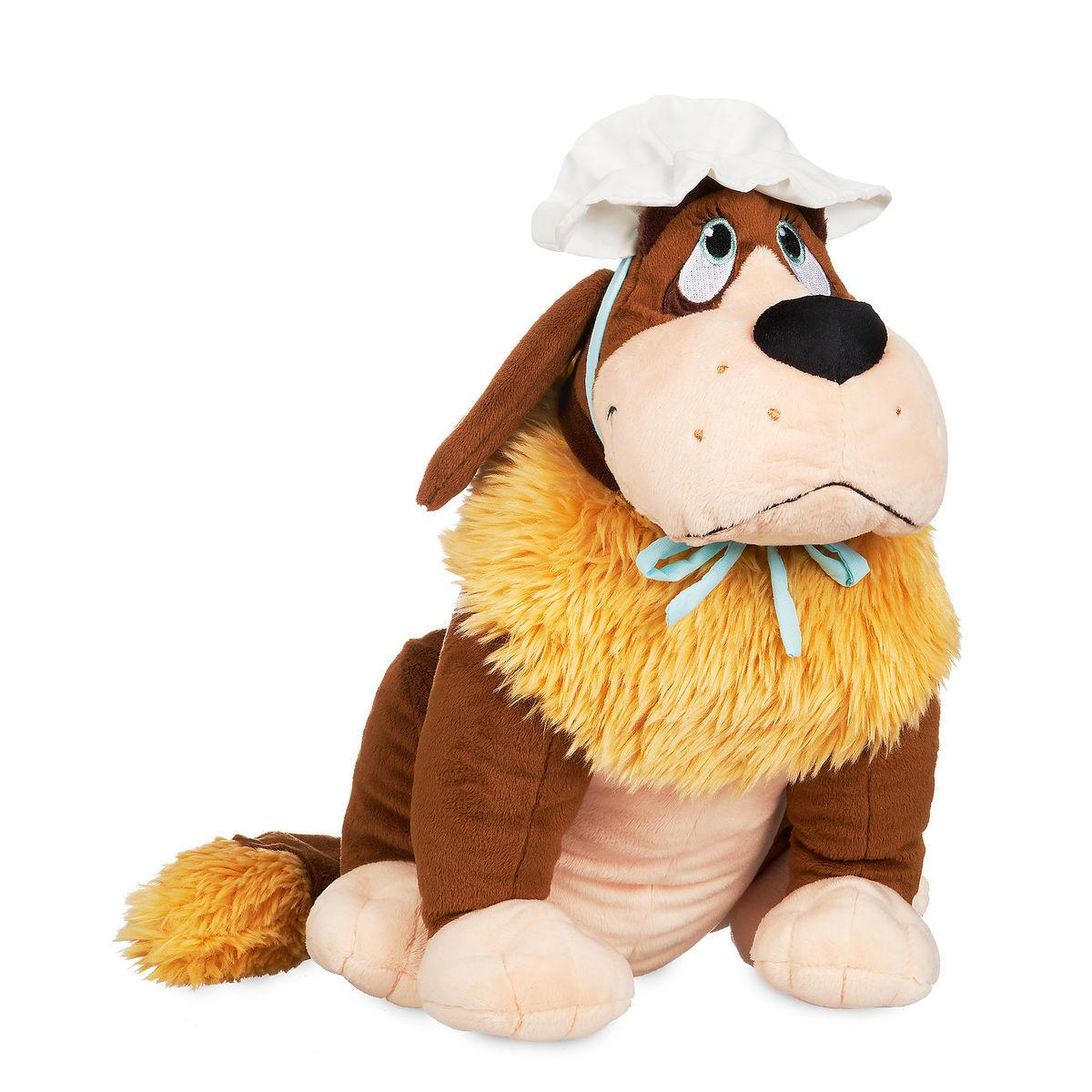 Disney Мягкая игрушка собака сенбернар Нана 34см - Питер Пен